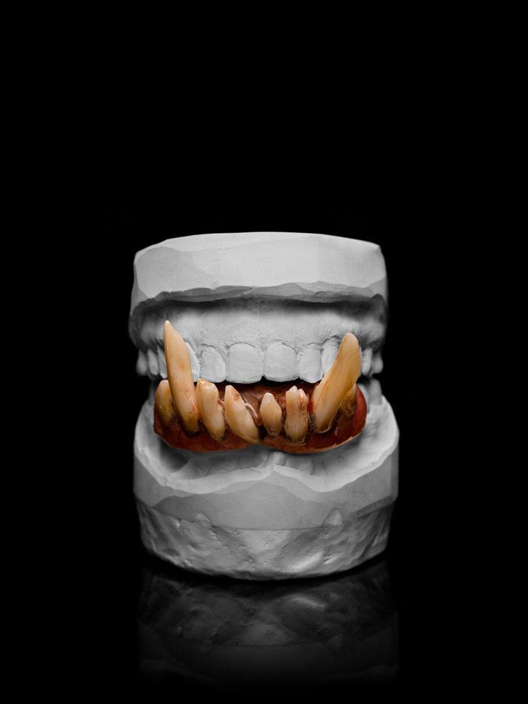 Vampirzähne, Filmzähne, Effektzähne, SFX Zähne, SFX Teeth, Vampir fangs, fx teeth, Dentaleffekte