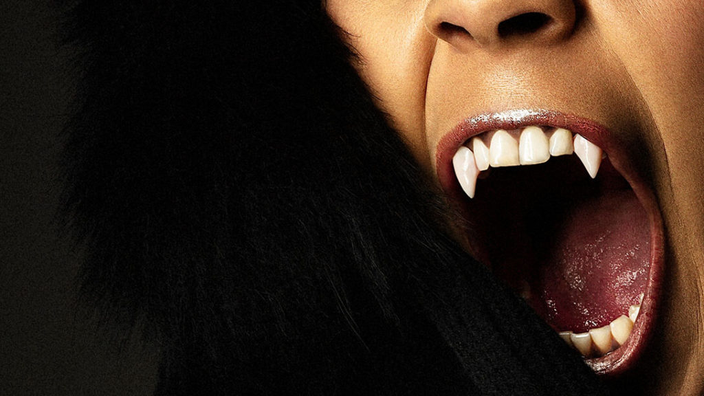 professionelle Vampirzähne, professional vampire teeth